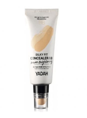 Yadah Silky Fit Concealer BB Powder Brightening SPF 34/PA++ ББ крем-консилер