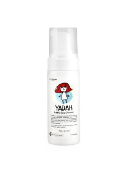 Yadah Bubble Deep Cleanser Кислородная пенка для умывания