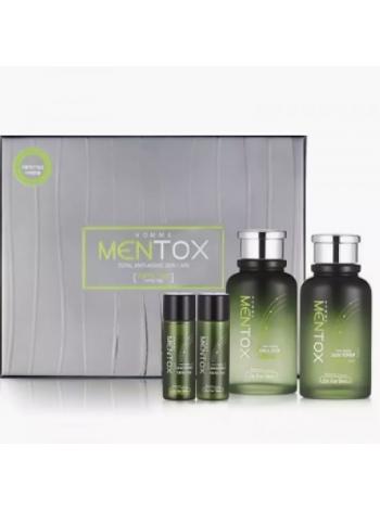 Beauty Clinic Mentox Homme Anti-wrinkle skin care Набор для мужчин (эмульсия+ тонер)