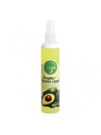 Bosnic Double Keratin Liquid Увлажняющий кератиновый мист для волос с экстрактом авокадо