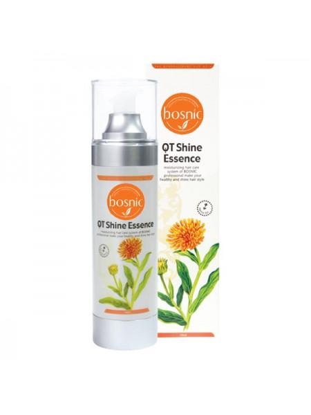 Bosnic QT Shine Essence Масло-спрей для сияния волос