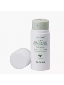 CaolionPore Triple Action Cleansing Stick (Green Tea) Очищающий стик 3 в 1 с зеленым чаем