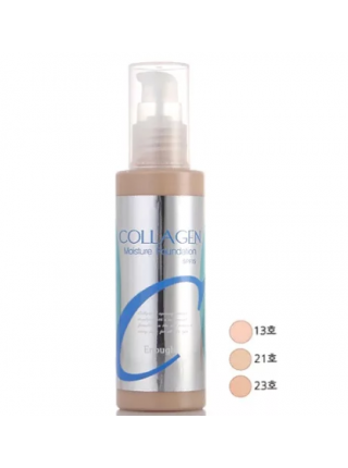 ENOUGH Collagen Moisture Foundation Тональная основа