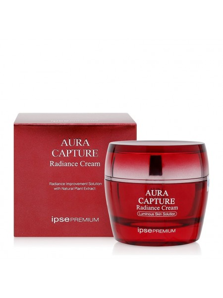 IPSE Premium Aura Capture Radiance Cream Крем для сияния кожи