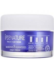 IPSENATURE Marine 8 Seaweed Aqua Cream Увлажняющий крем с морскими водорослями
