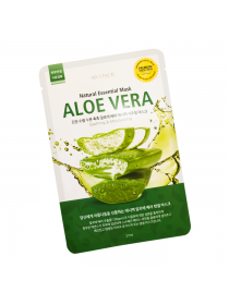 Anypack Natural Essential Mask Aloe Vera Тканевая маска для лица АЛОЭ ВЕРА