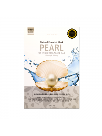 Anypack Natural Essential Mask Pearl Тканевая маска для лица Жемчуг