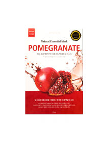 Anypack Natural Essential Mask Pomegranate Тканевая маска для лица Гранат