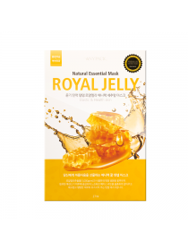 Anypack Natural Essential Mask Royal Jelly Тканевая маска для лица Пчелиное молочко