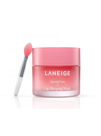Ночная ягодная маска для губ  Laneige Lip Sleeping Mask Вerry