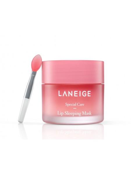 Laneige Lip Sleeping Mask Вerry  Ночная ягодная маска для губ
