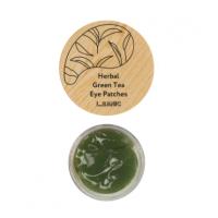 L.Sanic Herbal Green Tea Hydrogel Eye Patches Гидрогелевые патчи с экстрактом зеленого чая