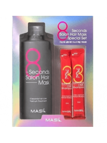 Уходовый набор для волос Masil 8  Seconds Salon Hair Mask Set
