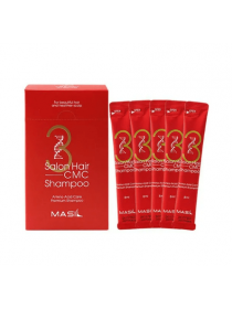 Восстанавливающий шампунь с аминокислотами Masil 3 Salon Hair Cmc Shampoo Stick Pouch (20шт*8мл)