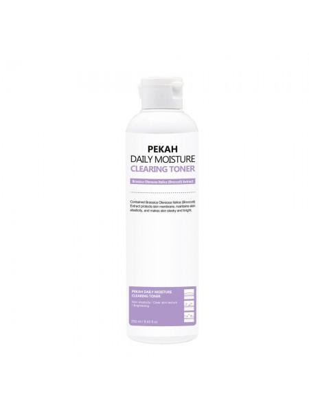 PEKAH Глубоко очищающий тонер с экстрактом брокколи