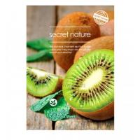 Secret Nature  Kiwi Mask Sheet [Smoothing] Выравнивающая маска для лица с киви