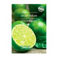 Secret Nature Lime Mask Sheet [Conditioning] Бодрящая маска для лица с лаймом