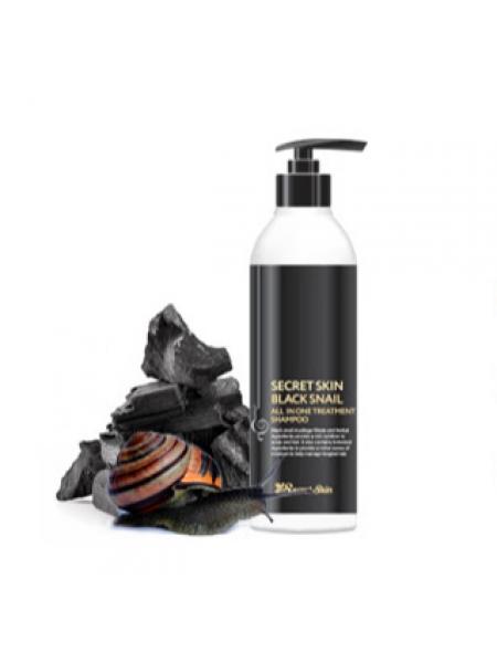 Secret Skin Black Snail All in one Treatment Shampoo Шампунь для волос
