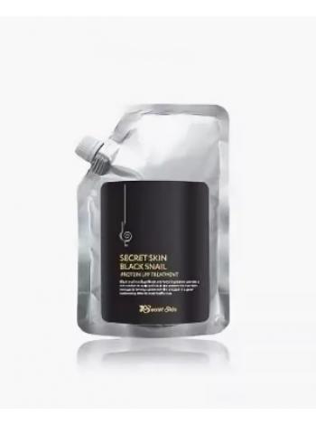 Secret Skin Black Snail Protein Lpp Treatment Маска для волос с муцином черной улитки с эффектом ламинирования