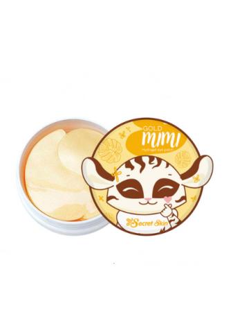 Secret Skin Пачти Gold mimi hydrogel eye patch с золотом