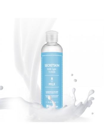 Secret Skin Milk Light Toner Тонер для лица молочный