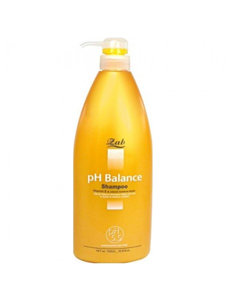 Шампунь восстанавливающий PH-баланс Zab PH Balance Shampoo 1000 мл