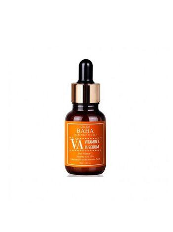 Cos De BAHA Сыворотка осветляющая сыворотка с витамином С - Vitamin C 15% ascorbic acid, 30мл