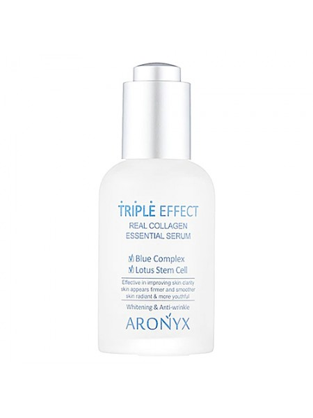 Сыворотка с морским коллагеном Medi Flower Aronyx Triple Effect Serum