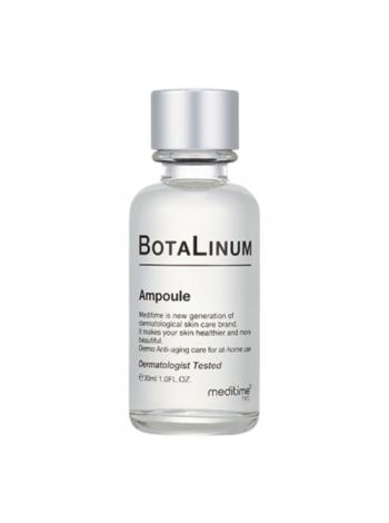 Ампула лифтинг с эффектом ботокса Meditime Botalinum ampoule, 30мл