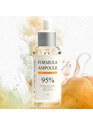 Сыворотка для лица с коллагеном ESTHETIC HOUSE Formula Ampoule Collagen, 80мл