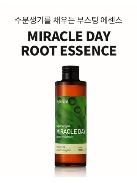 Эссенция с экстрактами корней растений Aperire Super Origin Miracle Day Root