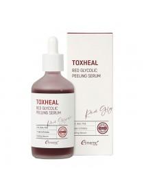 Пилинг-сыворотка гликолевая ESTHETIC HOUSE Toxheal Red Glycolic Peeling Serum