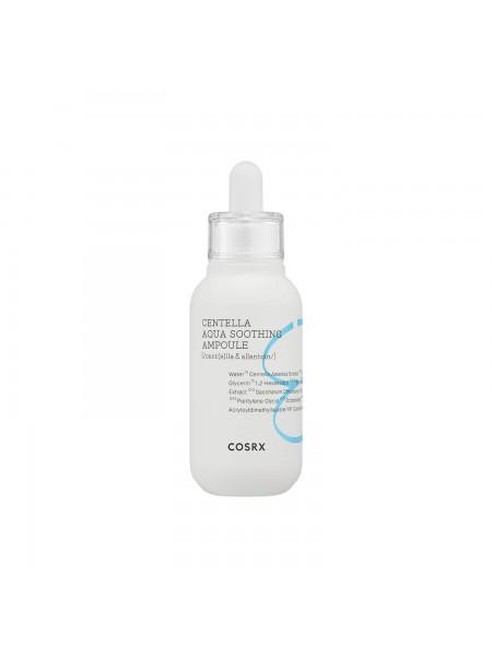 Успокаивающая сыворотка с экстрактом центеллы COSRX Hydrium Centella Aqua Soothing Ampoule, 40мл