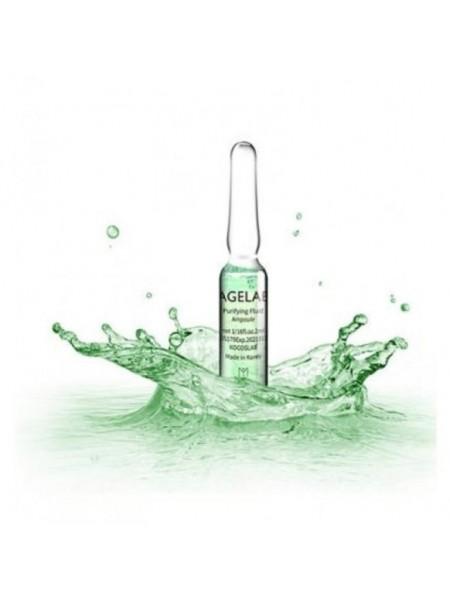 Ампульная сыворотка для проблемной кожи AGELAB Purifying Fluid Ampoule 2мл*10