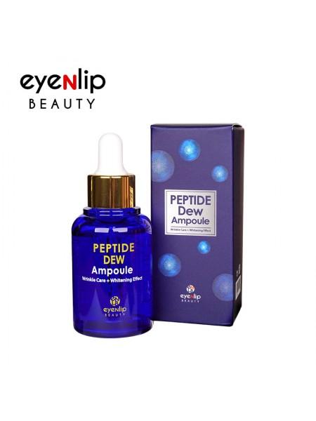 Ампульная сыворотка для лица с пептидами Eyenlip Peptide Dew Ampoule 30мл