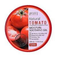 Увлажняющий успокаивающий гель с экстрактом томата Jigott Natural Tomato Moisture Soothing Gel