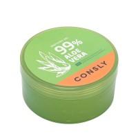 Универсальный гель с алоэ CONSLY Aloe Vera Soothing Gel 300ml