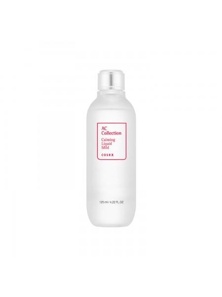 Лёгкий успокаивающий флюид для проблемной кожи COSRX AC Collection Calming Liquid Mild, 125мл