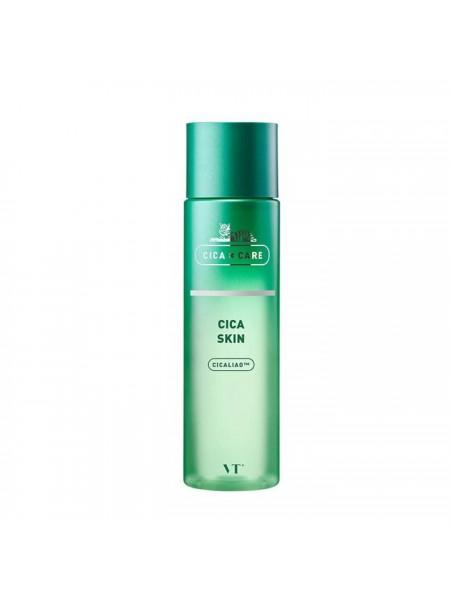 Успокаивающий тоник с центеллой азиатской VT Cica Skin