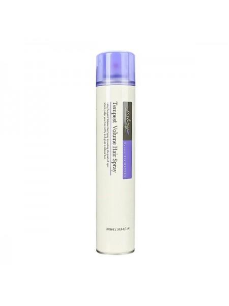 Лак для придания прикорневого объёма волосам  Labay Tempest Volume Hair Spray 300ml