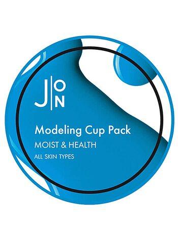 J:on Маска альгинатная увлажнение и здоровье - Moist & health modeling pack, 18мл