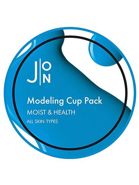 Увлажняющая альгинатная маска с лактобактериями J:on Moist & health modeling pack, 18мл