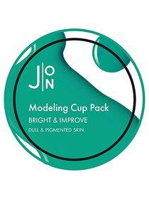 Альгинатная маска с витамином C  J:on Bright & improve modeling pack, 18мл