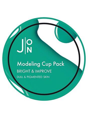J:on Маска альгинатная яркость и совершенство - Bright & improve modeling pack, 18мл