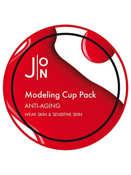 Антивозрастная альгинатная  маска J:on Anti-aging modeling pack, 18мл