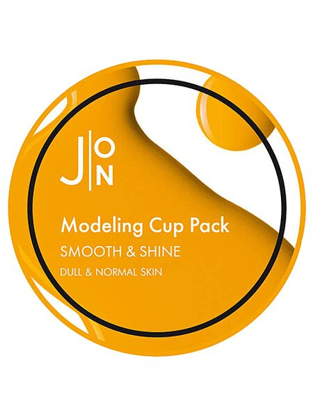 Альгинатная маска с жемчугом J:on  Smooth & shine modeling pack, 18мл