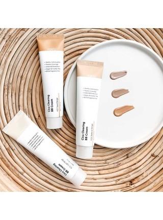 BB-крем для чувствительной кожи с экстрактом центеллы Purito Cica Clearing BB cream SPF 38