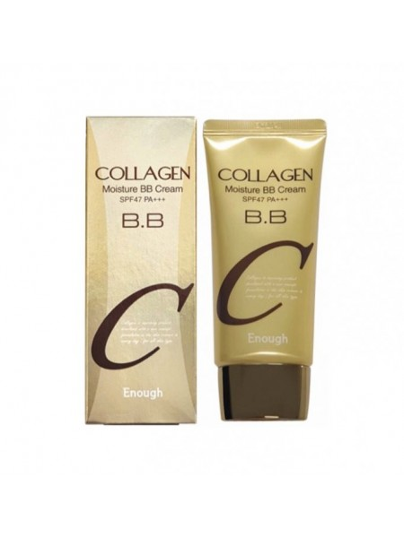 ББ крем с коллагеном Enough Collagen BB Cream SPF47 PA+++ 50мл