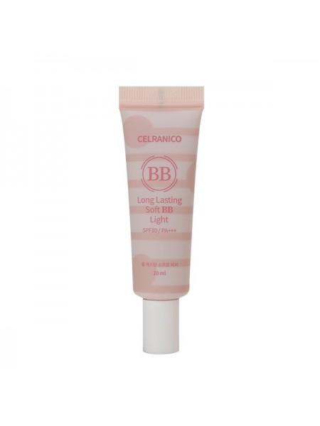 Стойкий bb-крем CELRANICO Long Lasting Soft Bb Light SPF30/PA+++