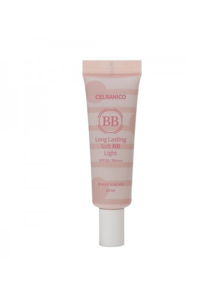 Стойкий bb-крем CELRANICO Long Lasting Soft Bb Light SPF30/PA+++ Natural